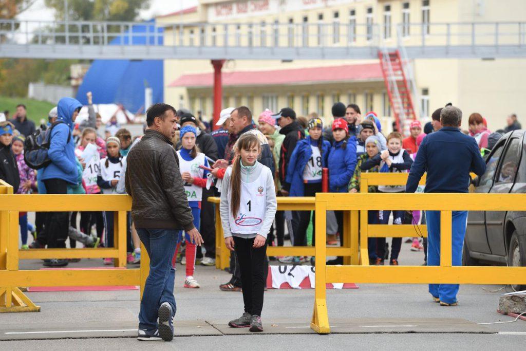 Первенство Республики Башкортостан среди лыжников-гонщиков(кросс)
