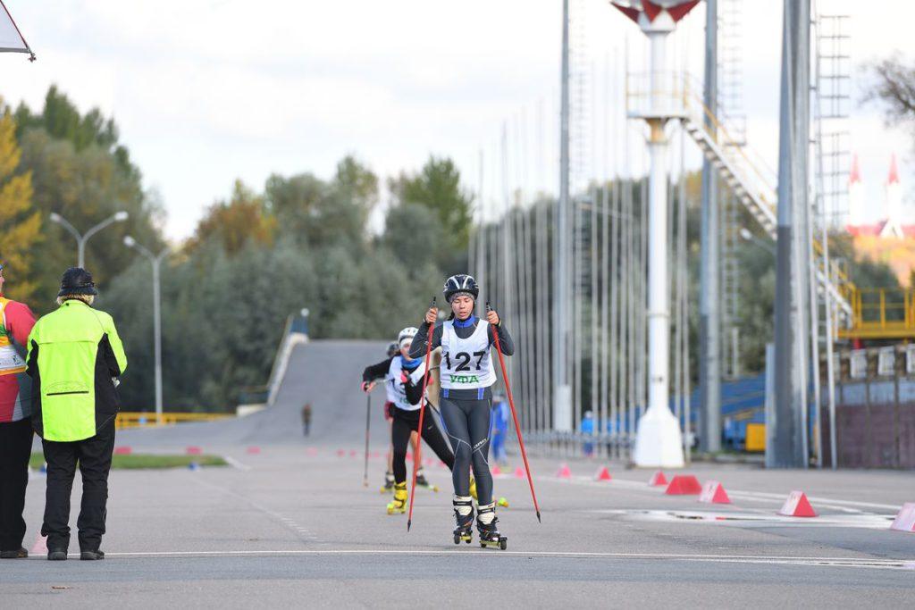 Первенство Республики Башкортостан среди лыжников-гонщиков(лыжероллеры)