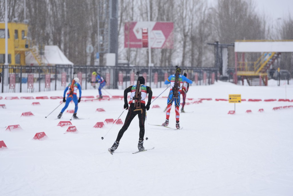 Спринт (99-00) Юноши
