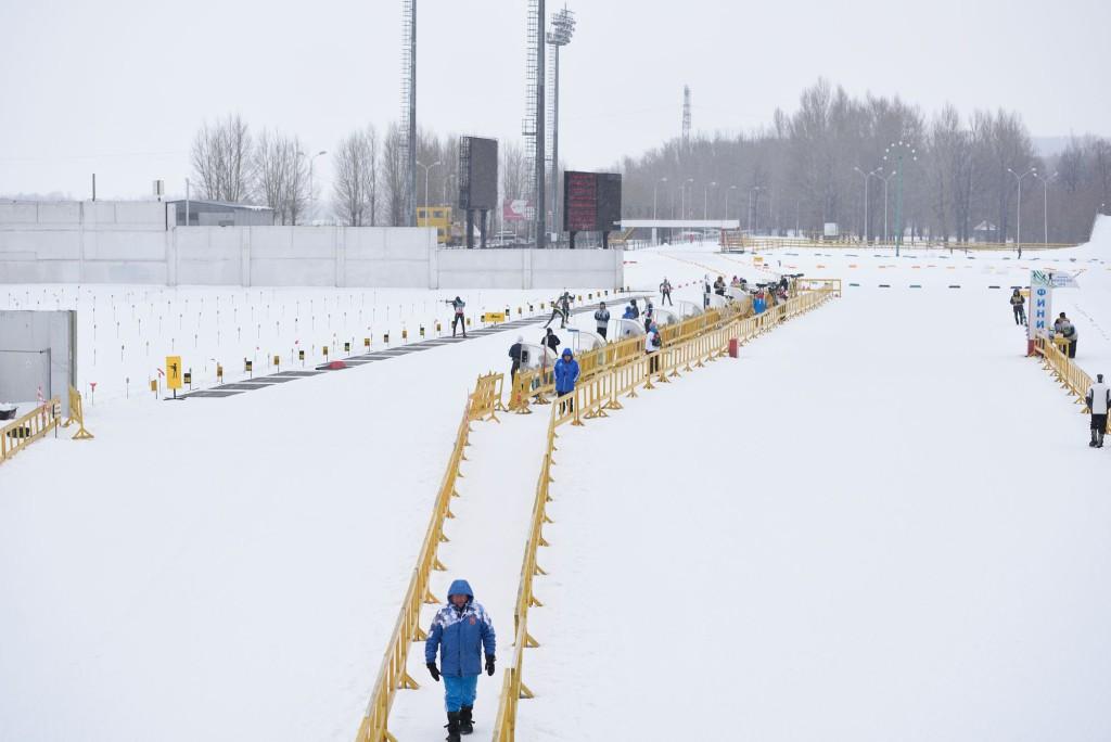 Индивидуальная гонка (99-00) Юноши