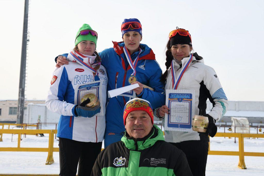 03.03.2018 Гонка 10 км Девушки 18-19 лет