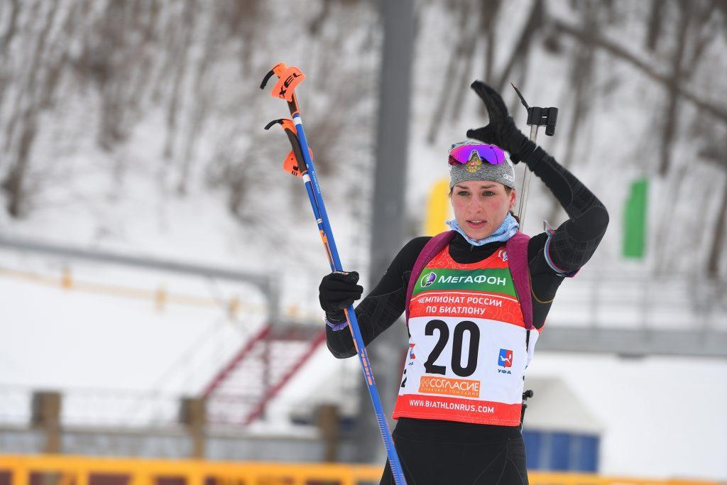 Спринт 7.5 км Женщины