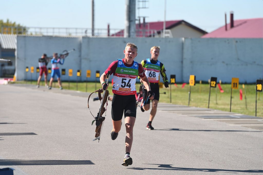 Кросс-спринт 4 км Юноши 18-19 лет