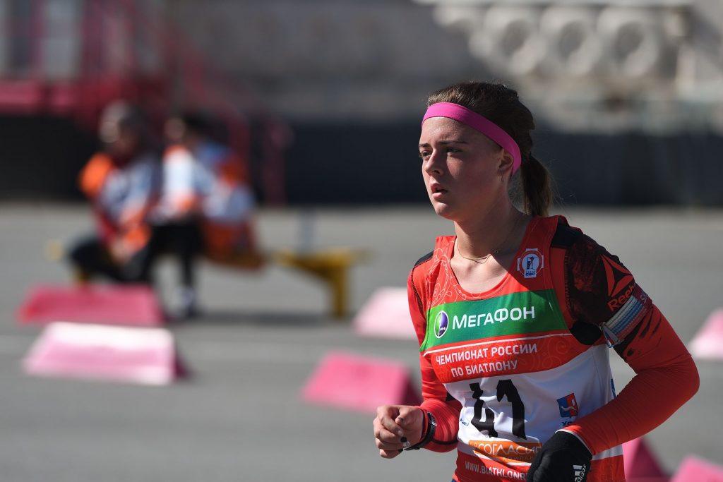 Кросс-спринт 3 км Девушки 18-19 лет