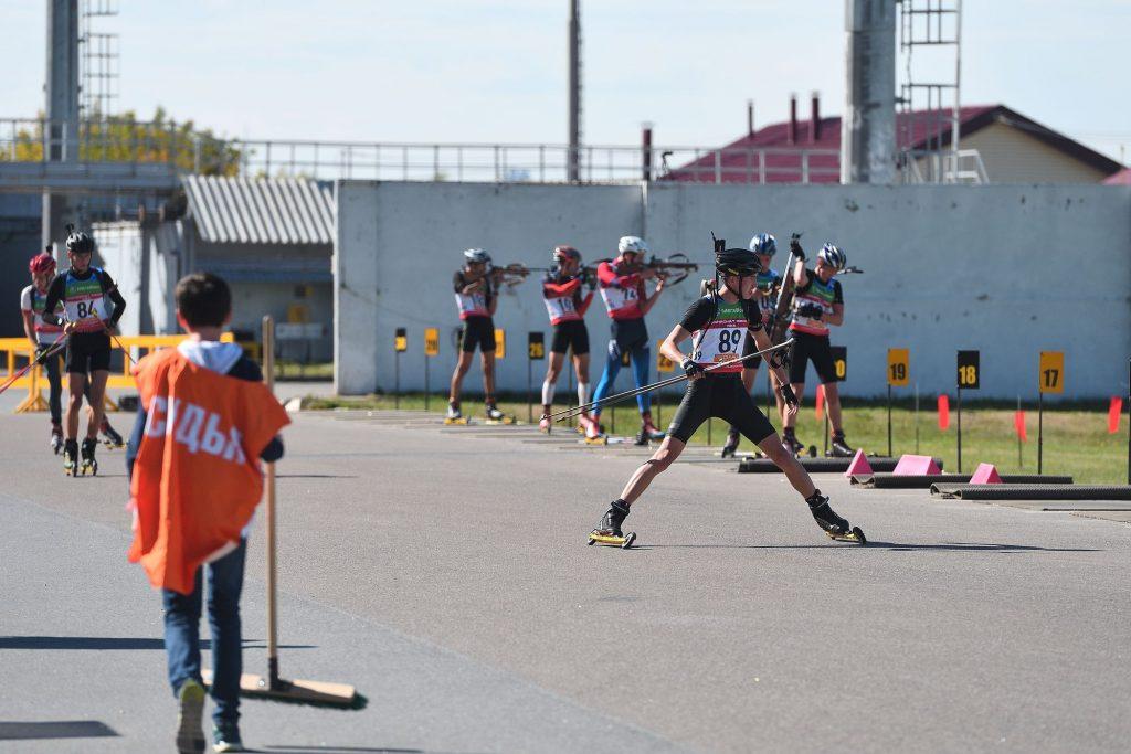 Роллеры-гонка 12.5 км Юноши 18-19 лет