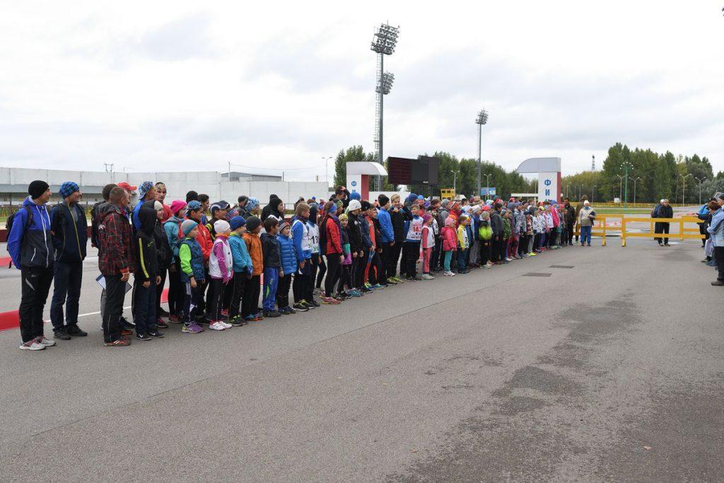 Открытый Чемпионат и Первенство г.Уфы среди лыжников-гонщиков (кросс)