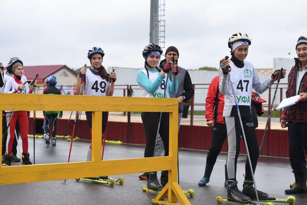 Открытый Чемпионат и Первенство г.Уфы среди лыжников-гонщиков (лыжероллеры)