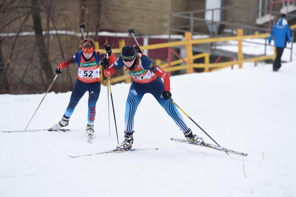 Индивидуальная гонка (97-98) Девушки