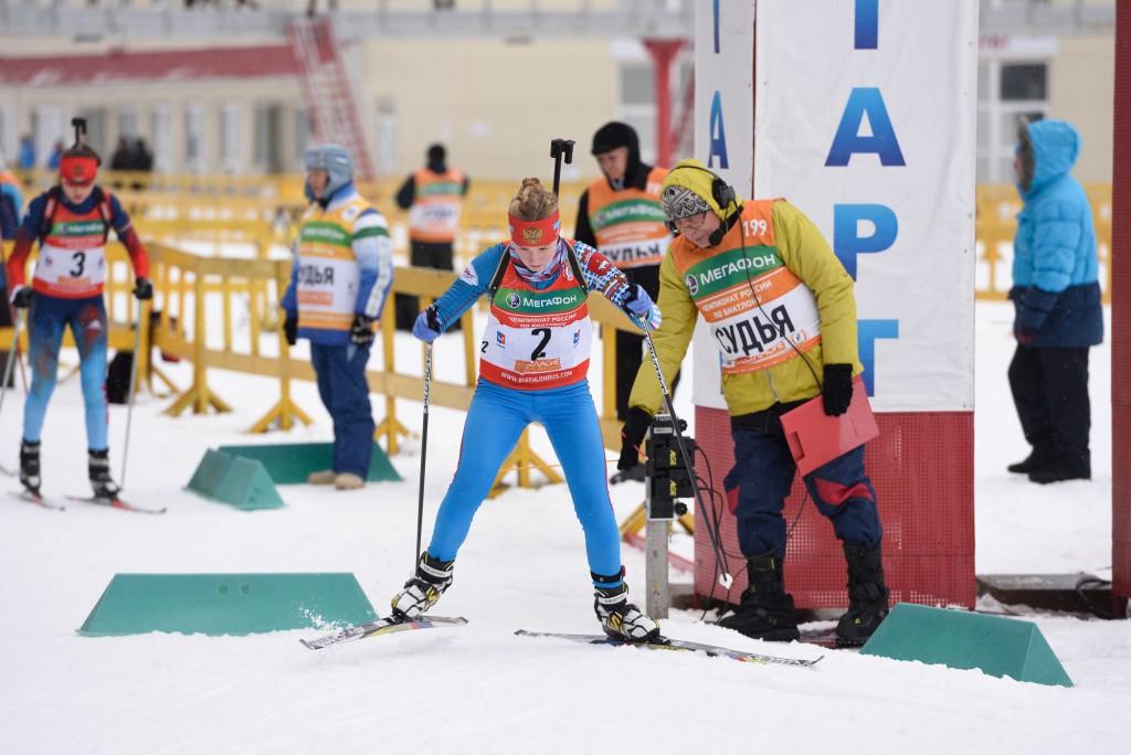 Индивидуальная гонка (99-00) Девушки