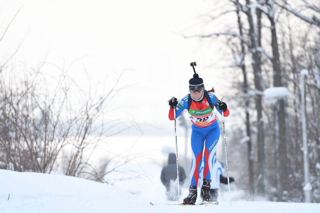 Индивидуальная гонка 25.12.2016
